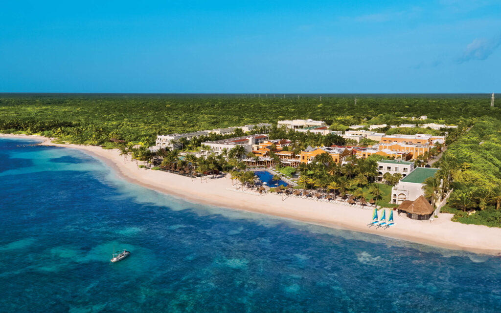 Por qué el Dreams Tulum es uno de los destinos caribeños más elegidos