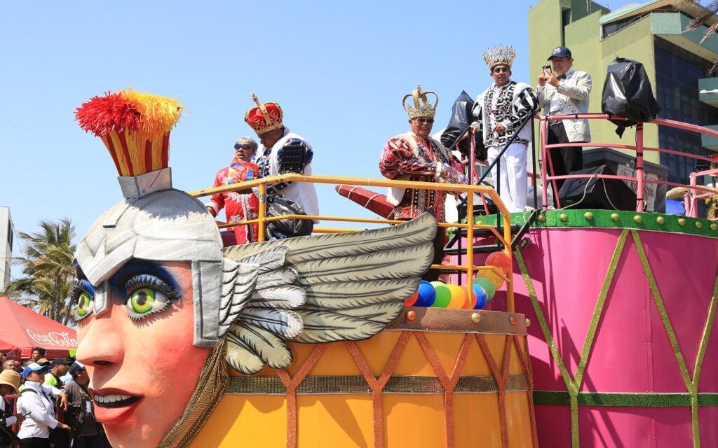 Los 10 Carnavales mas extravagantes del mundo
