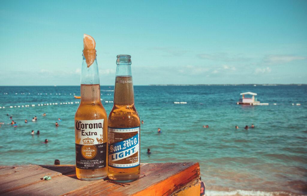 Cuales son los paises que producen mas cervezas. En que puesto esta México ?