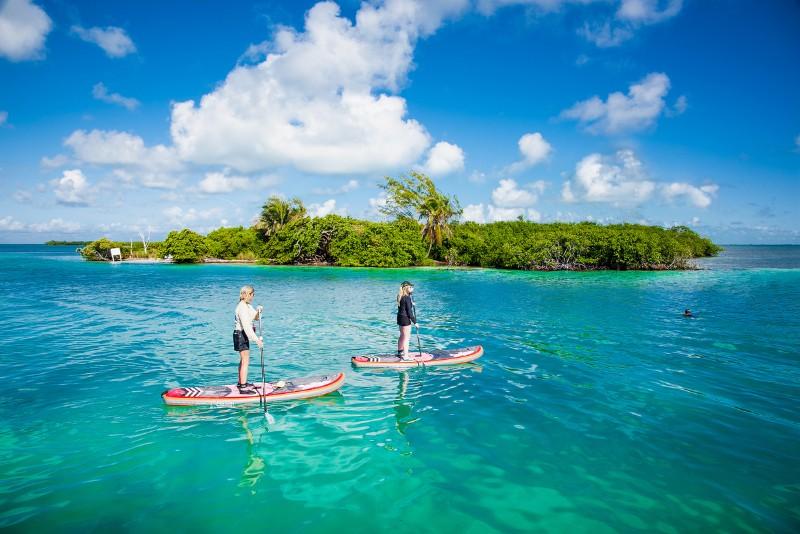 Belice, cómo este paraíso caribeño afronta la pandemia y levanta un turismo resiliente