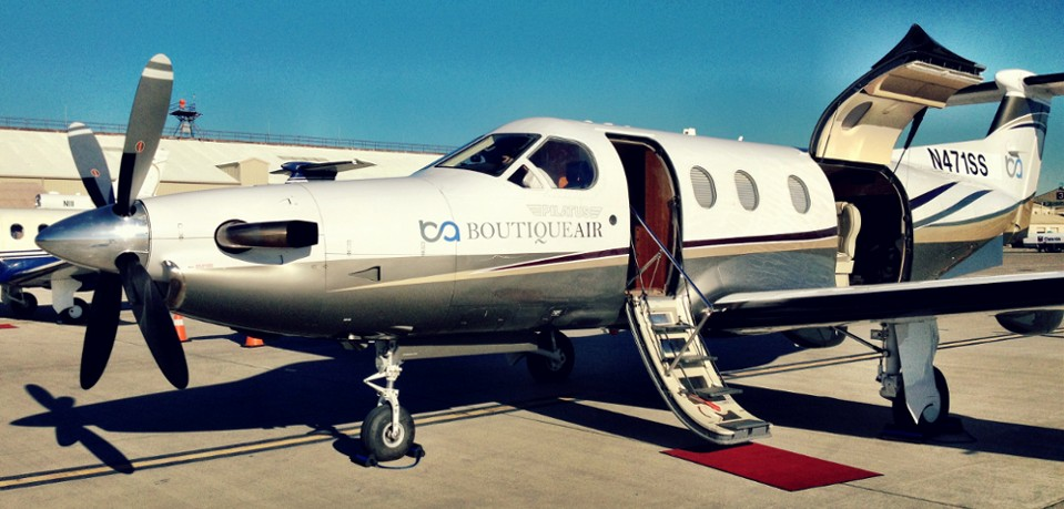 Boutique Air anuncia nueva ruta Las Vegas-Merced
