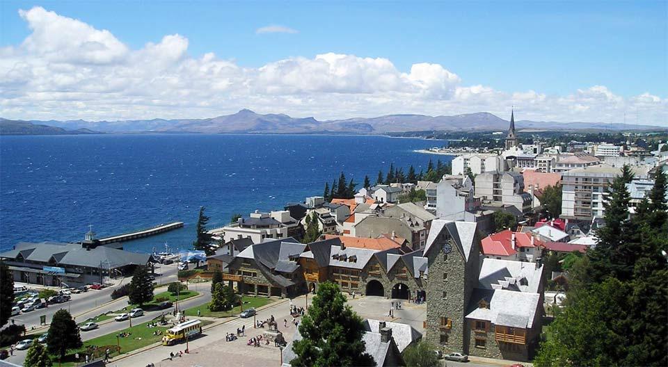 Bariloche la ciudad de los lagos mágicos de la Patagonia Argentina