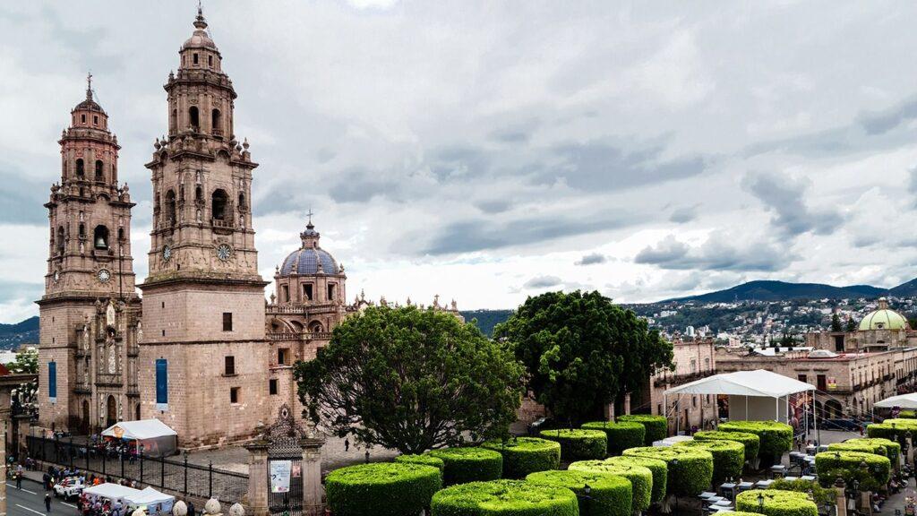 """El """"ate de Morelia"""" una dulce tradición en la ciudad patrimonio de la humanidad"""