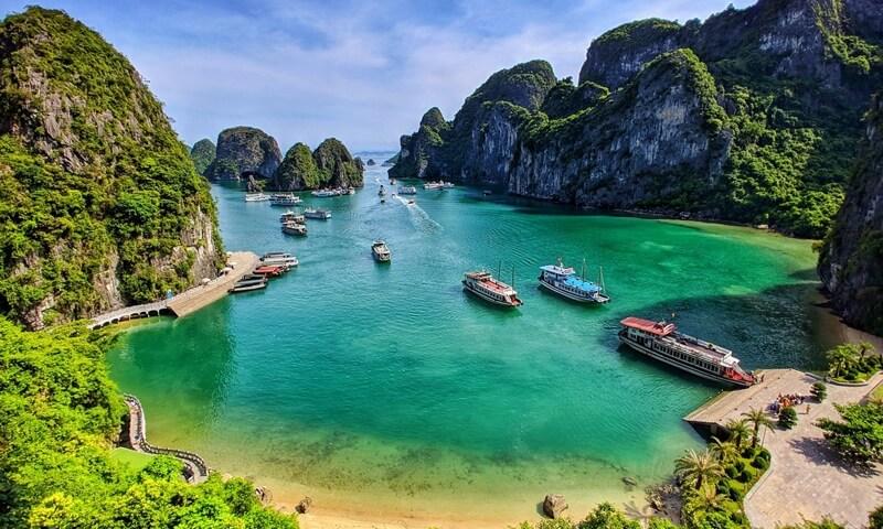 Para visitar: Siete de los memorables lugares más bellos del mundo