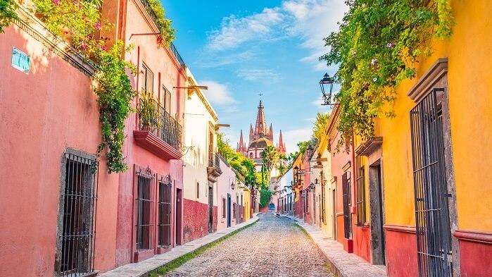 Cuales son las 10 ciudades más bonitas del mundo?, Hay una en México