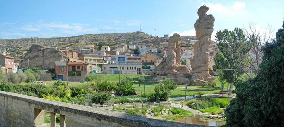 """Porque a Ocón, le dicen """"El valle del sabor"""" de La Rioja en España"""