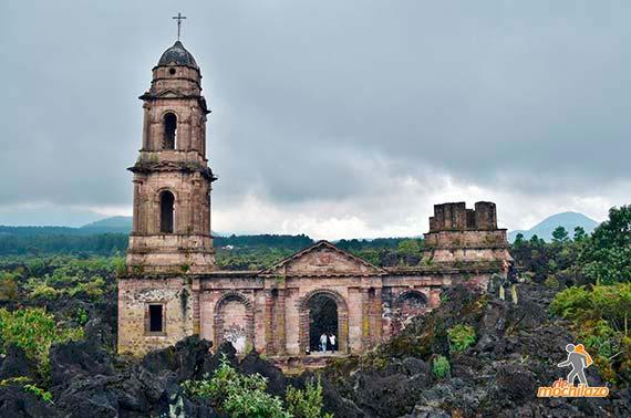 Sepa porque debería visitar Angahuan y el Volcán Paricutín