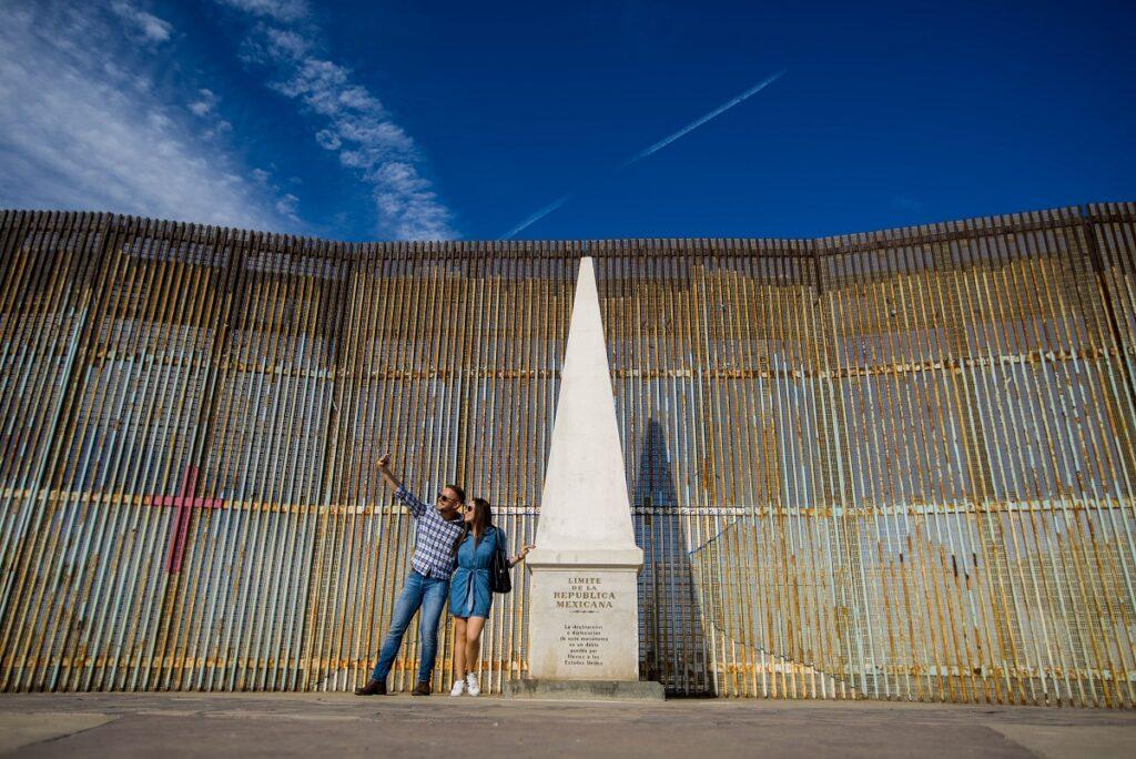 La frontera con Baja California quedó abierta al turismo