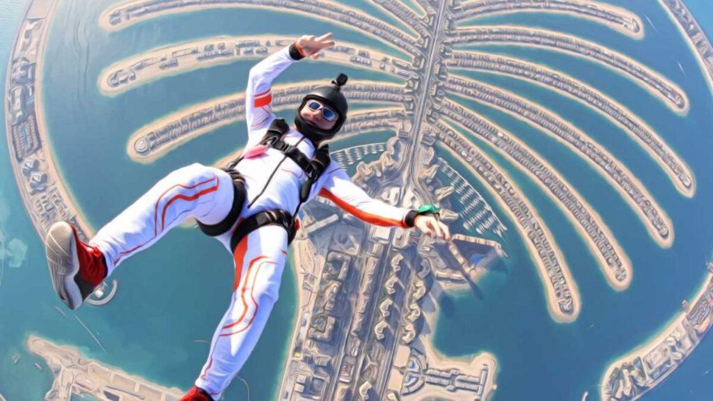 Turismo de altura: Los 10 mejores lugares del mundo para practicar el paracaidismo