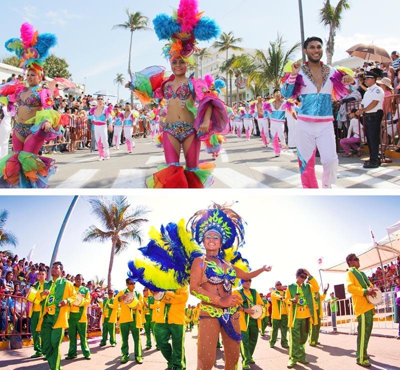 Cuales son los dos mejores y más majestuosos festivales en México